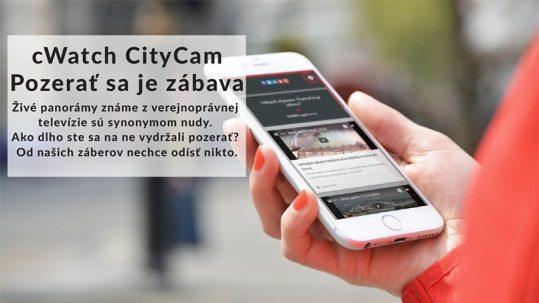 cWatch citycam